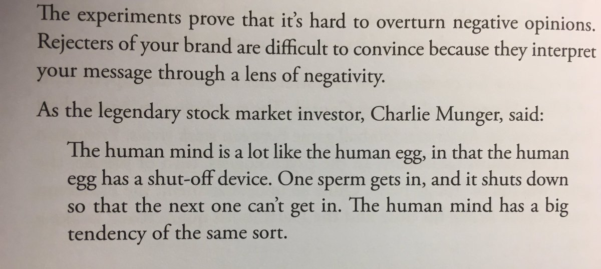 💎 On why the mind is a lot like the human egg (confirmation bias)