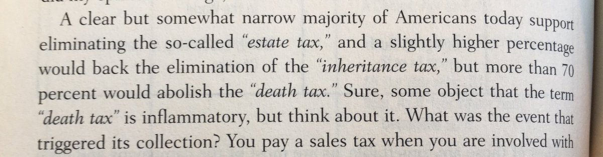 💎 On changing the name to change support (estate tax or inheritance tax?)