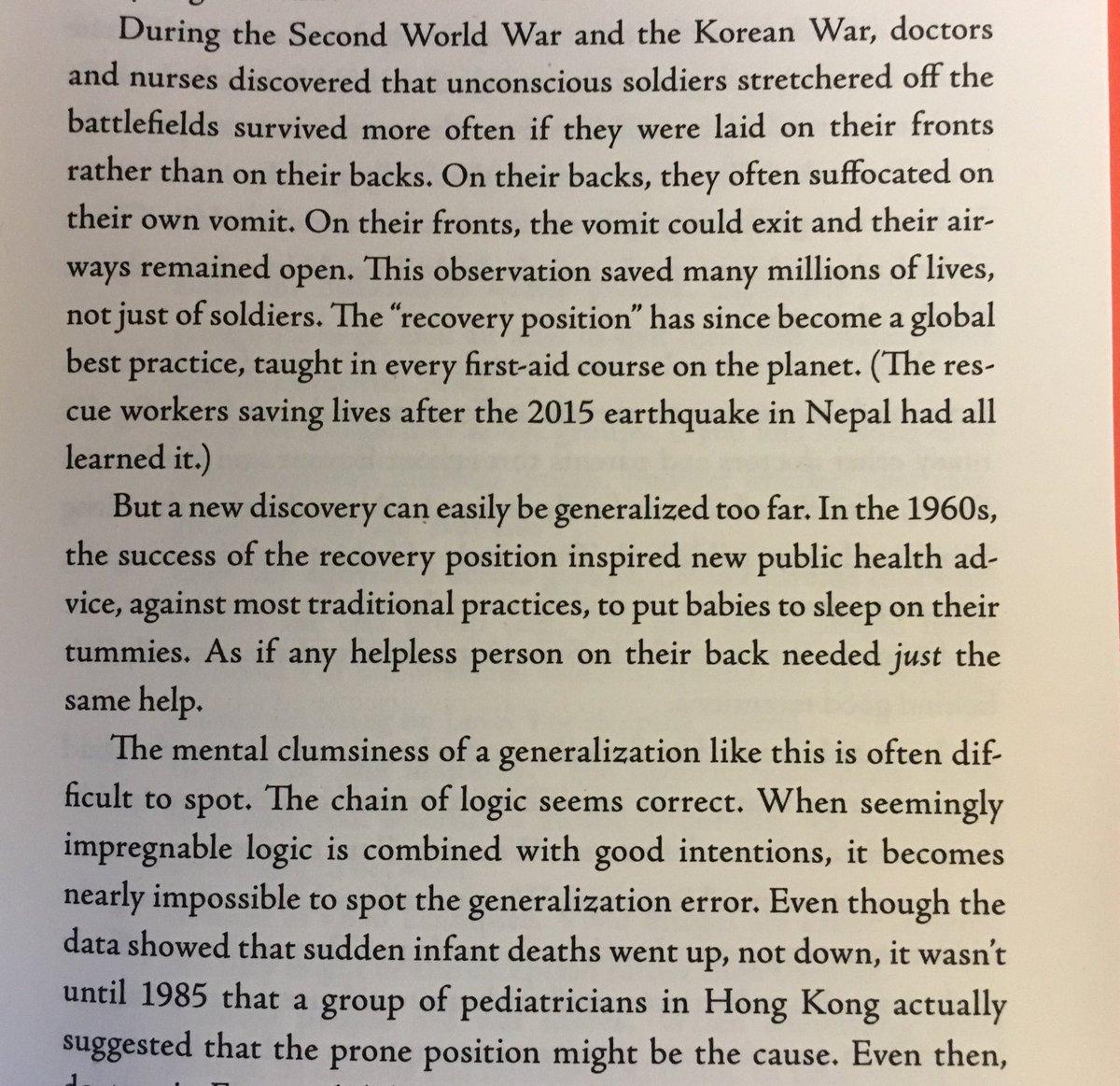 Hans Rosling on the danger of generalising too far