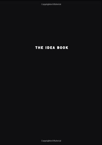 📖 The Idea Book: 1 (Idébok)