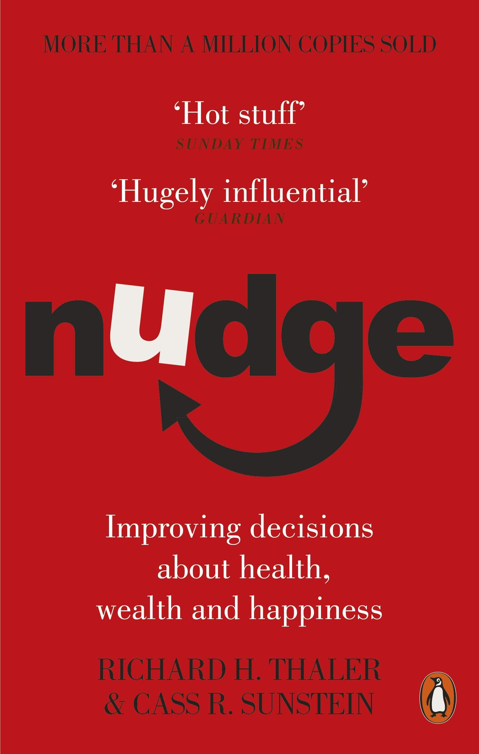 📖 Nudge: Improving Decisions About Health, Wealth and Happiness
