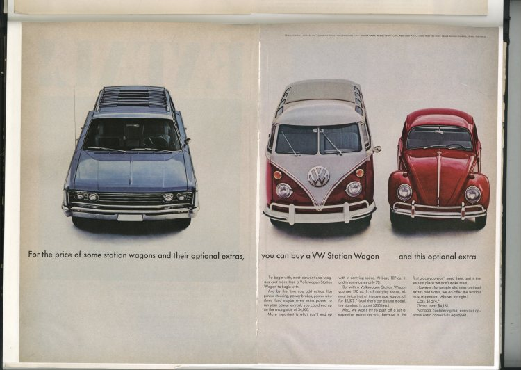 ♦️ VW communicating great value without eroding brand value