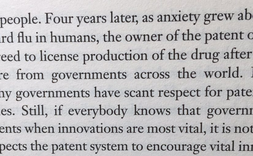 💎 On dangerous unintended consequences that hamper vital (medical) innovation