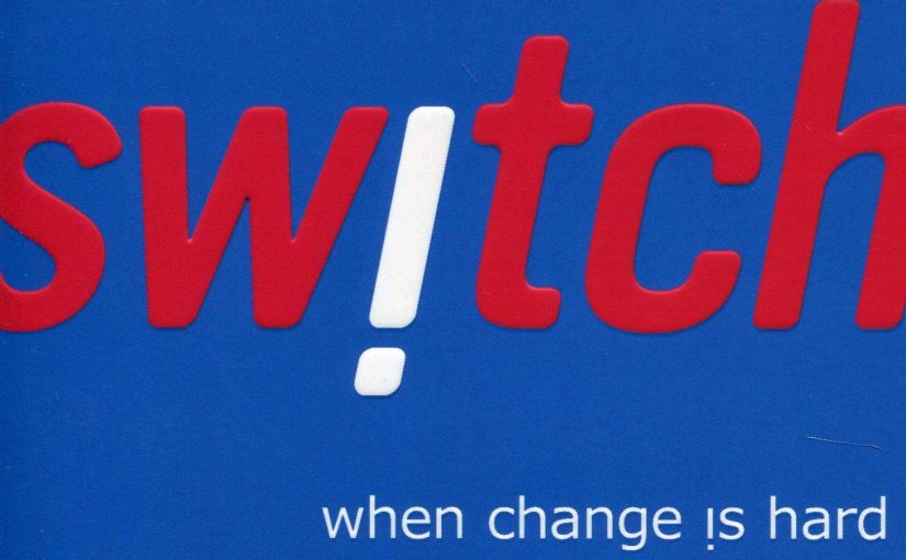 📖 Switch: How to change things when change is hard