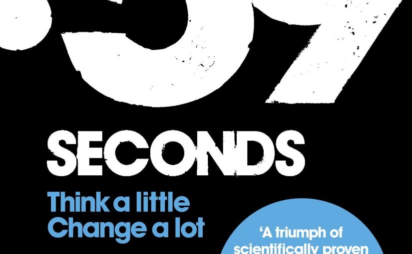 📖 59 Seconds: Think a little, change a lot