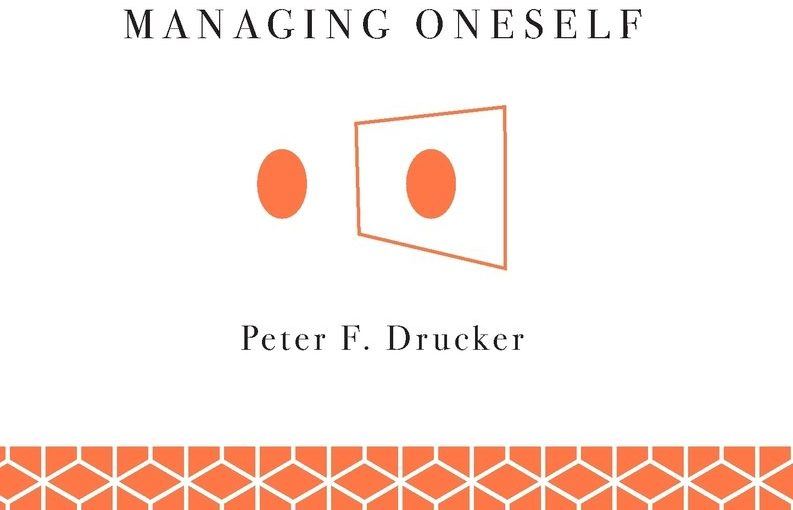 📖 Managing Oneself