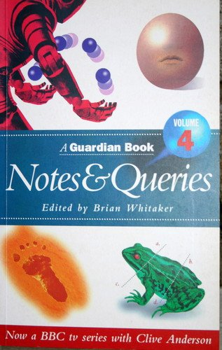 The Best Ever Notes and Queries