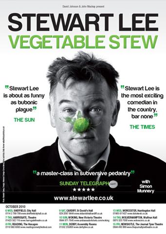 Stewart Lee Vegetable Soup