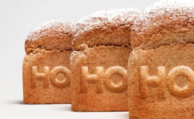 Simple Christmas ad from Hovis