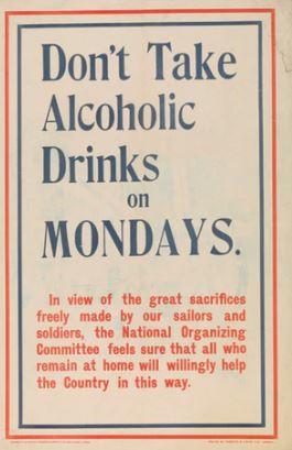 ♦️ WWI Public Health Ad