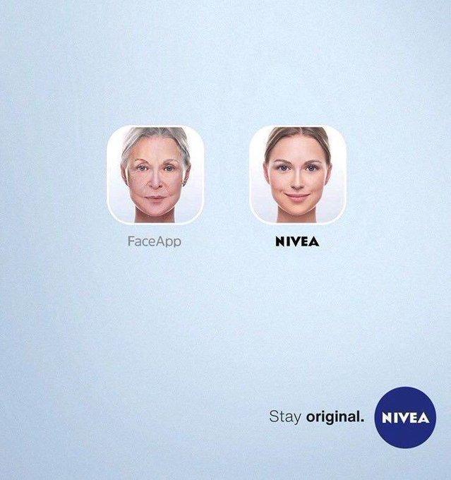 Nivea Stay Original