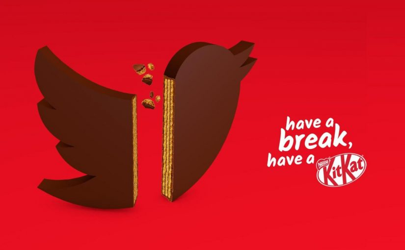 KitKat Have a break (from social media)