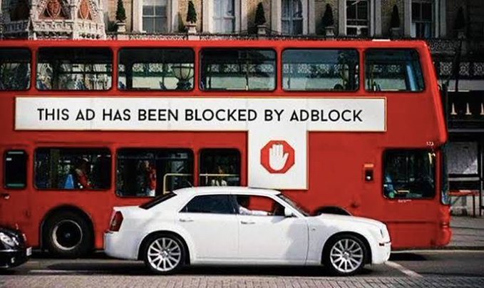 ♦️ AdBlock This Ad Has Been Blocked
