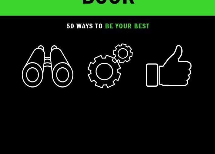 The Excellence Book: 50 Ways to be Your Best (Concise Advice)