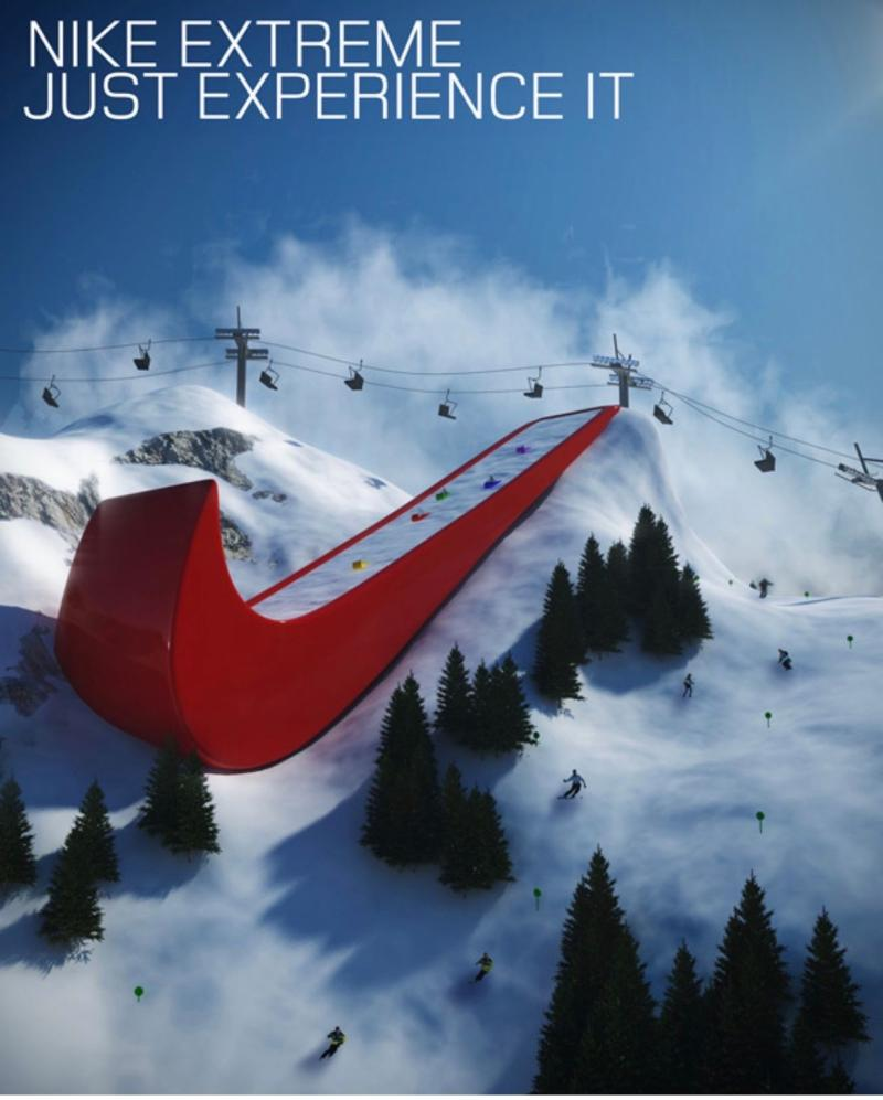 Nike Just Experience It