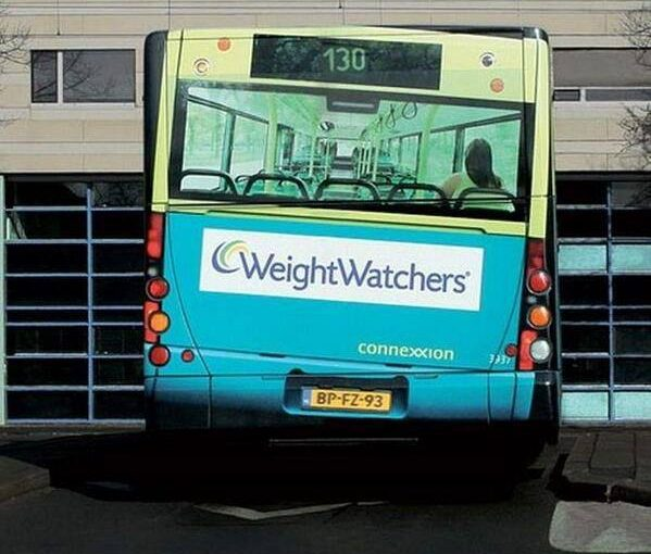 ♦️ Weight Watchers Bus