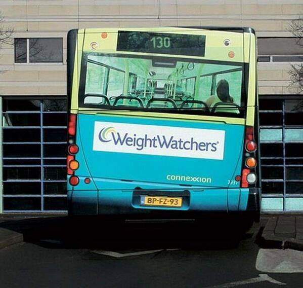 Weight Watchers Bus