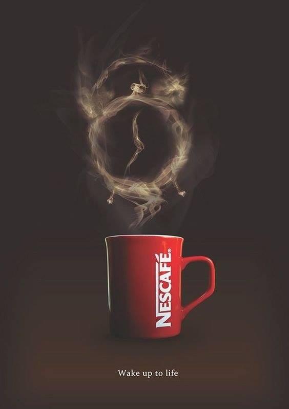 Nescafe Wake Up to Life