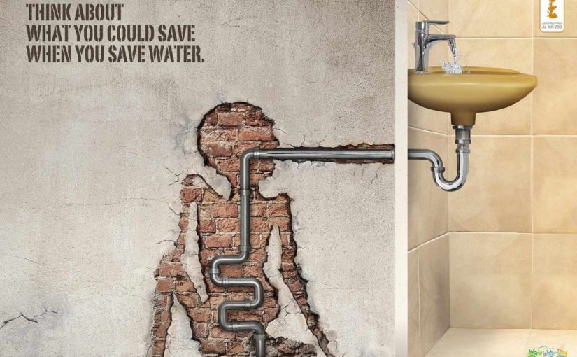 ♦️ World Water Day: Save Water