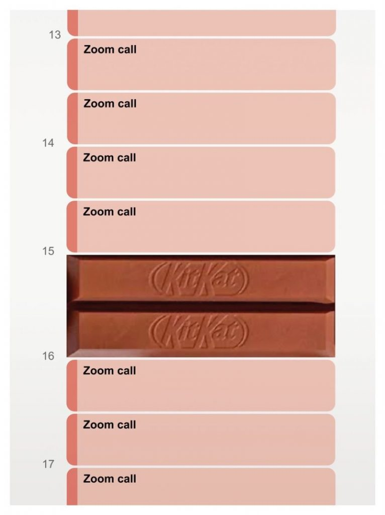 KitKat Zoom Break