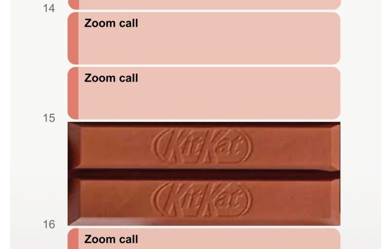 ♦️ KitKat Zoom Break