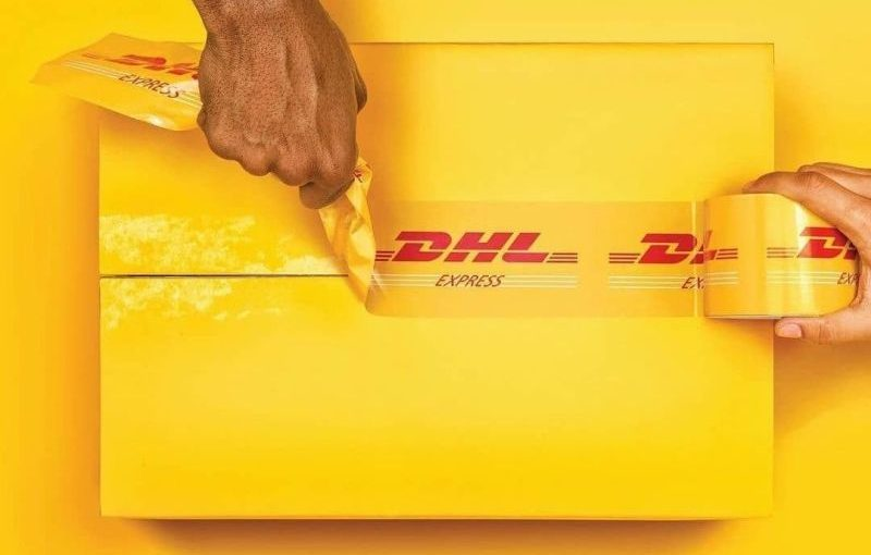 ♦️ DHL It's all about speed
