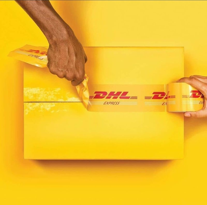 DHL It's all about speed