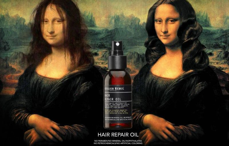 ♦️ Atelier Rebul Fast Hair Repair