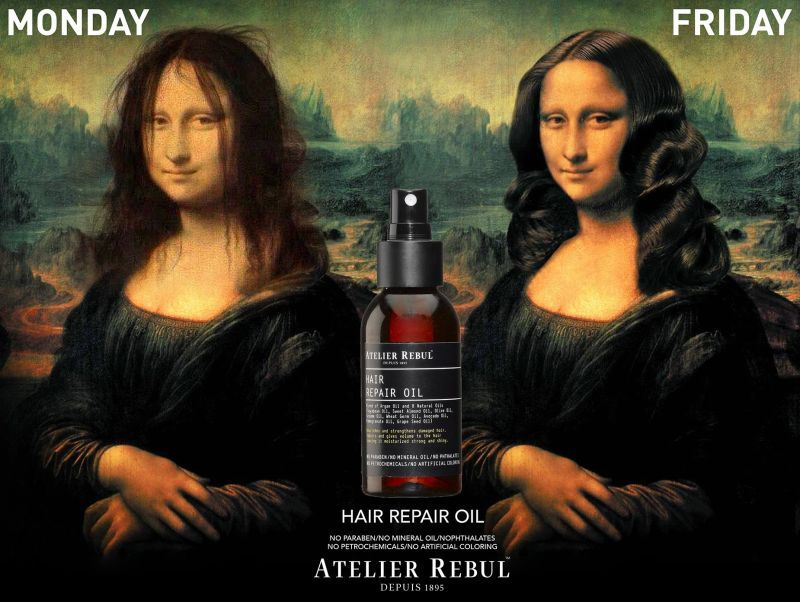 Atelier Rebul Fast Hair Repair