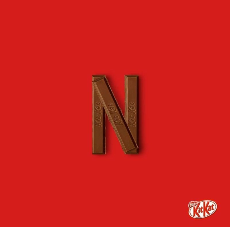 Kitkat Take a break (from Netflix)