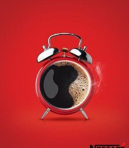 ♦️ Nescafe Coffee Alarm