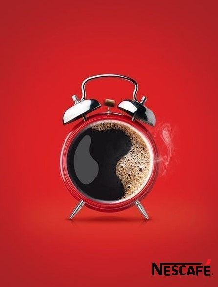 Nescafe Coffee Alarm