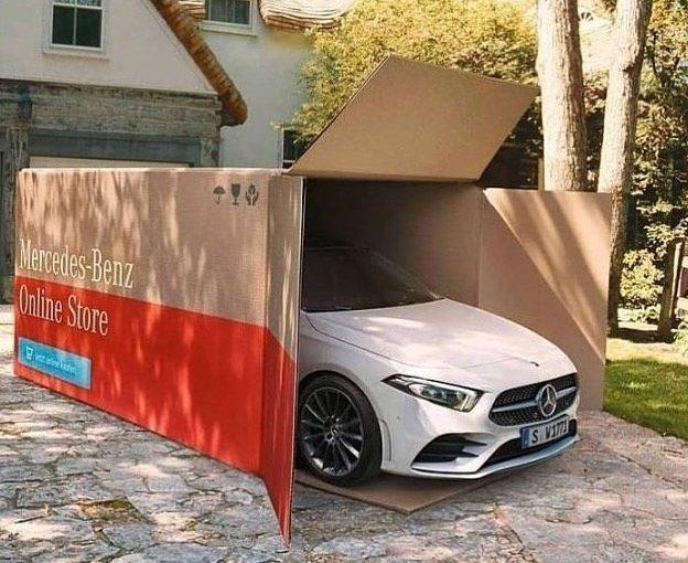 ♦️ Mercedes-Benz Online Store