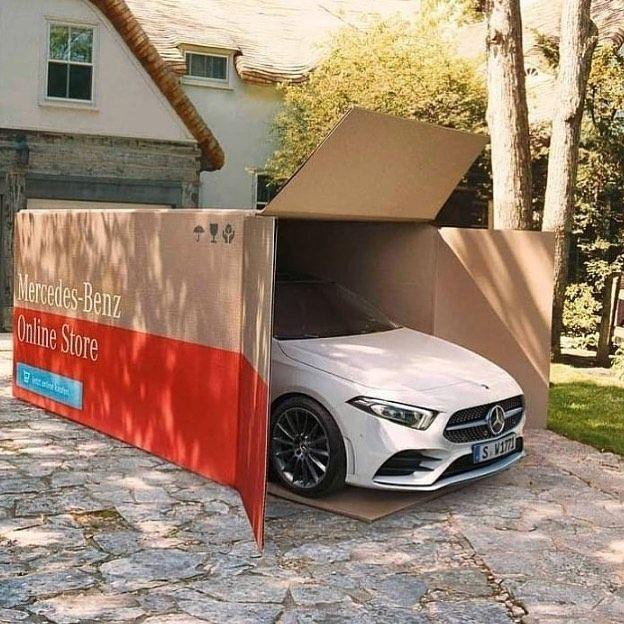 Mercedes-Benz Online Store