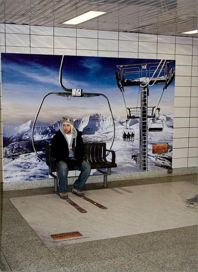 Alberta Subway Ski Lift