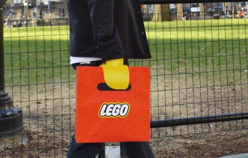 ♦️ Lego Shopping Bag