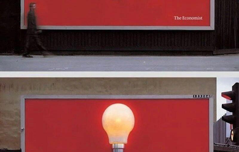 The Economist lightbulb