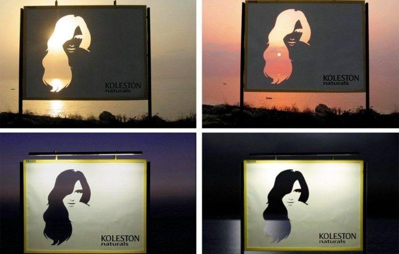 ♦️ Koleston Naturals billboards