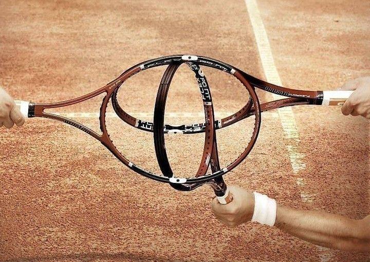 ♦️ Toyota Tennis
