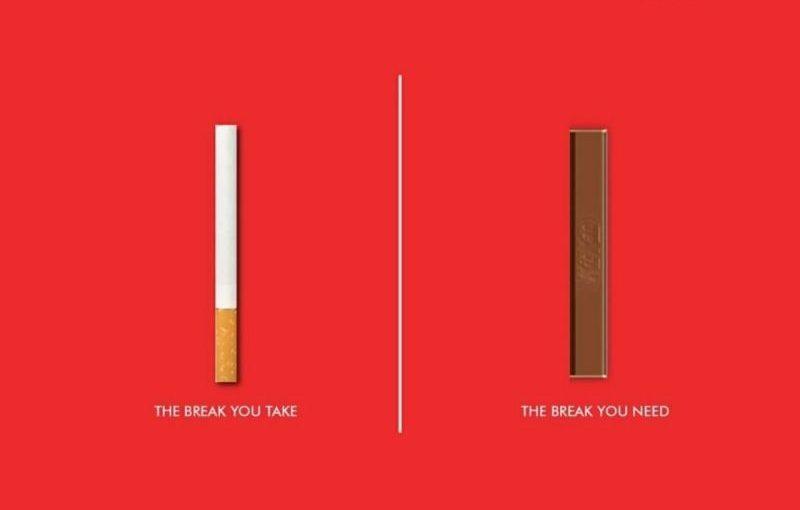 ♦️ KitKat The Break You Need