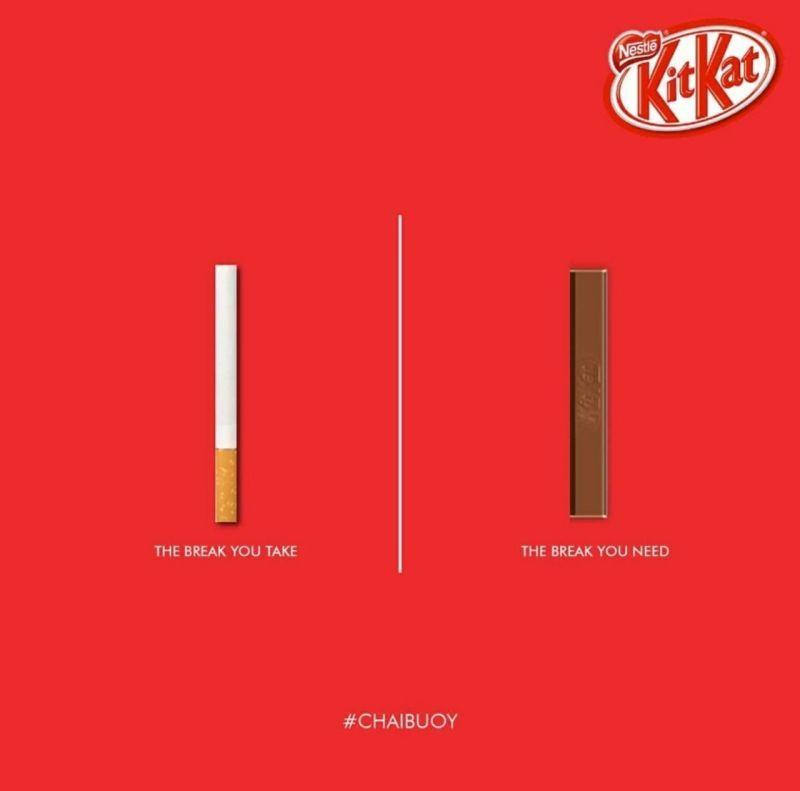 KitKat The Break You Need
