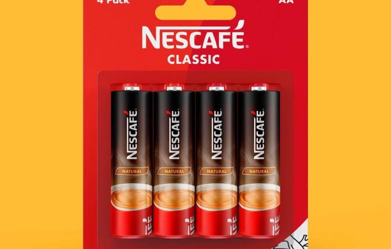 ♦️ Nescafe Energy