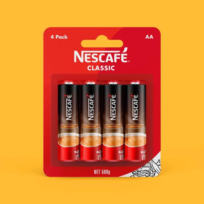 Nescafe Energy