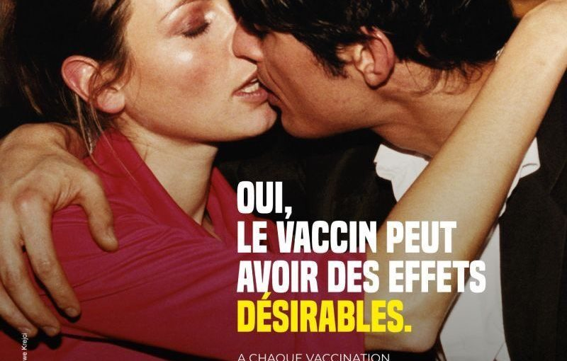 ♦️ French Health Department Benefits of COVID-19 Vaccine