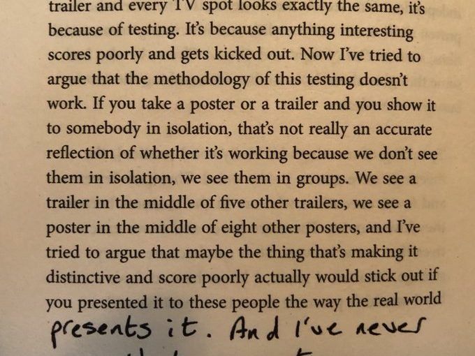 How testing in unnatural environments backfires