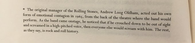 Social proof - Rolling Stones style