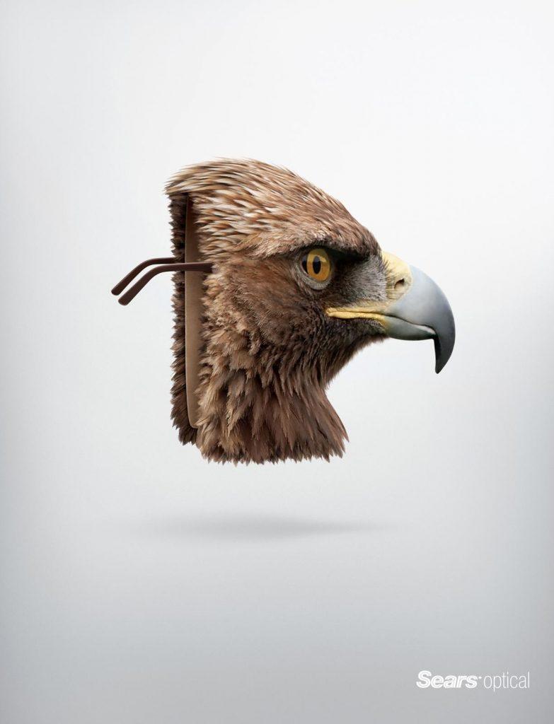 Sears Optical Eagle