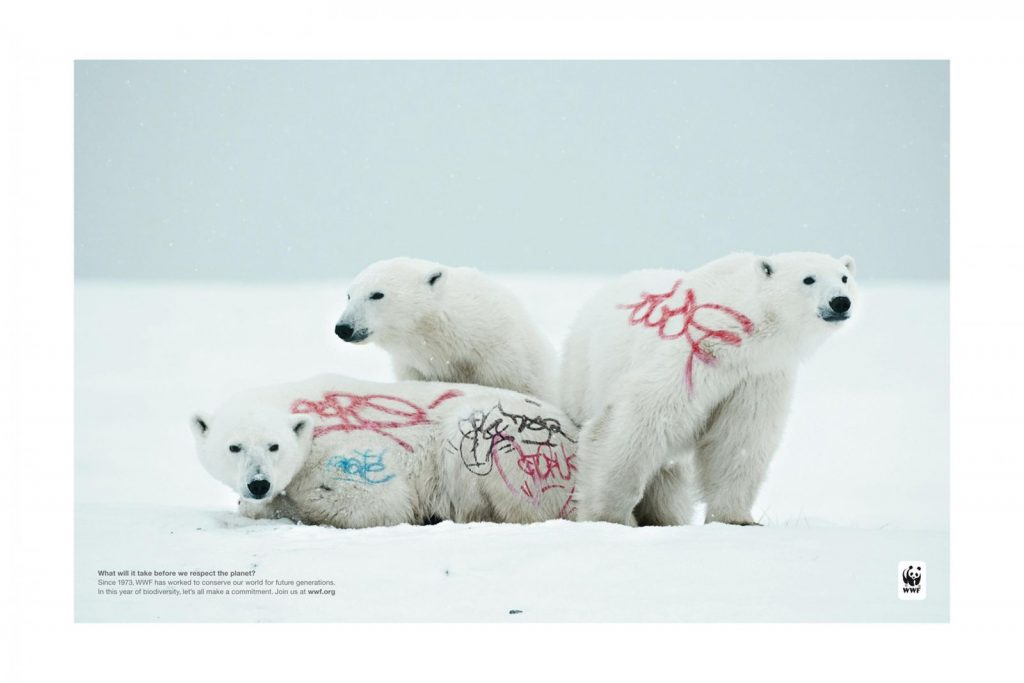 WWF Respect the Planet