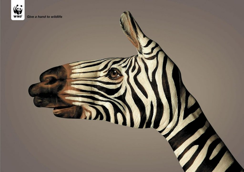 WWF Give Wildlife a Hand
