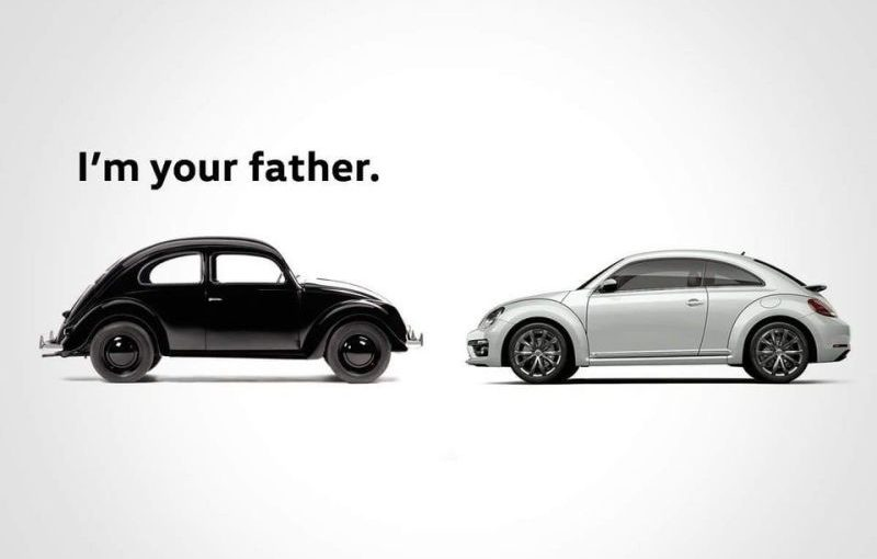 ♦️ VW I'm your Father